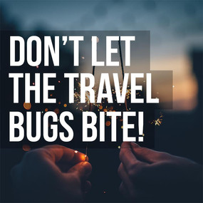 Don't Let The Travel Bugs Bite!