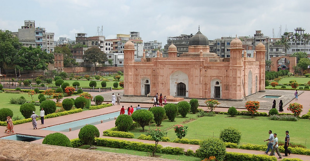 Bangladesh - Third World Country - Bay of Bengal - Taj Mahal Lalbagh Fort Dhakeshwari Mondir