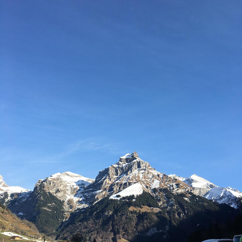Switzerland - Swiss Alps - Schüpfheim Engelberg Sörenberg Ski Snow Mountains