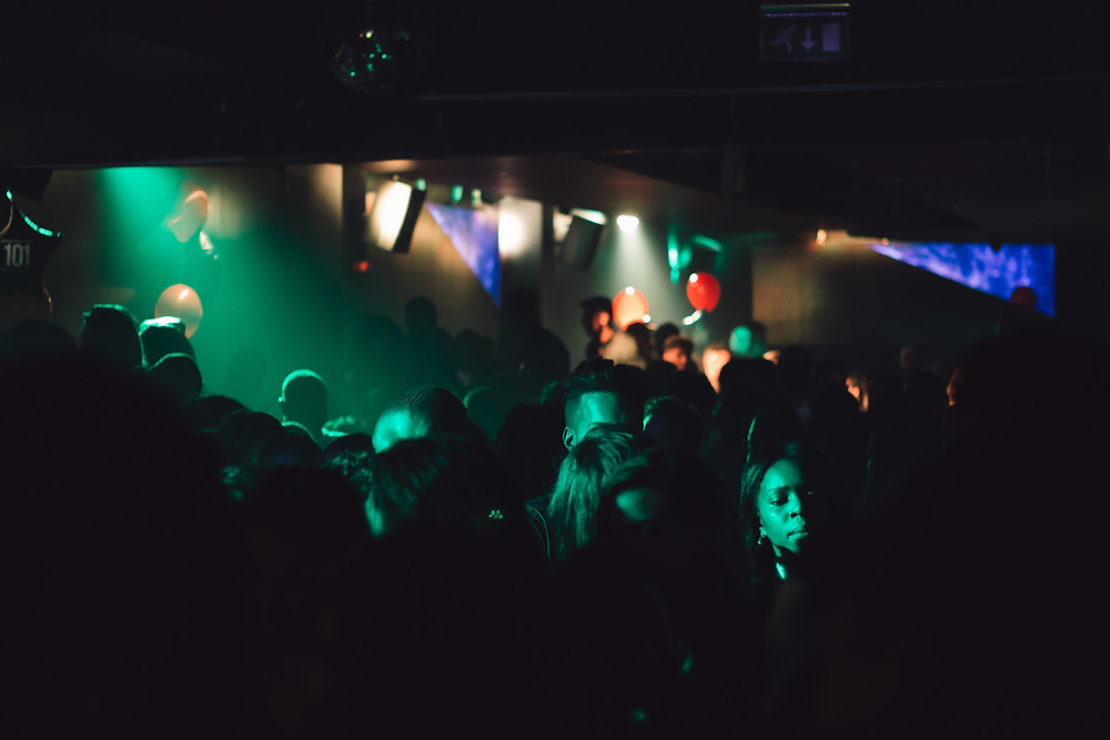 Amsterdam City - Netherlands - nightlife club party town music