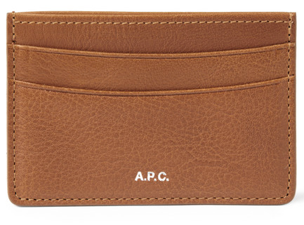 Beyond Extra - Be SG - APC Leather Cardholder