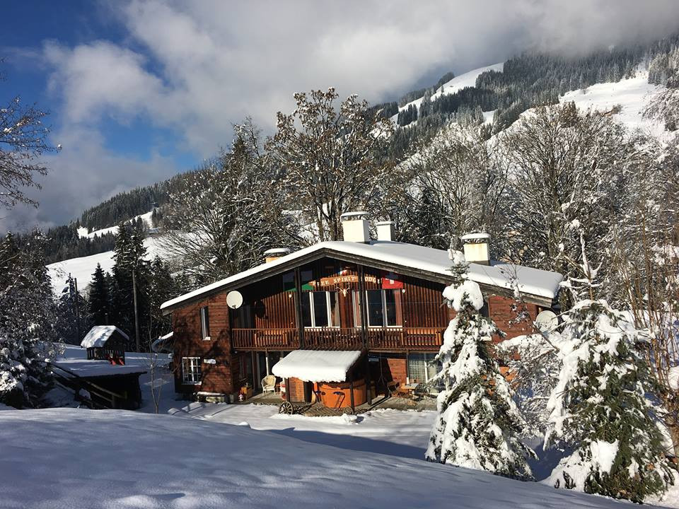 Switzerland - Swiss Alps - Schüpfheim Engelberg Lodge Sörenberg