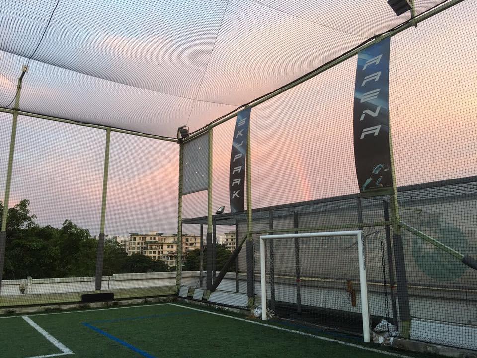 Beyond Extra - Be SG - Skypark Arena Singapore Futsal
