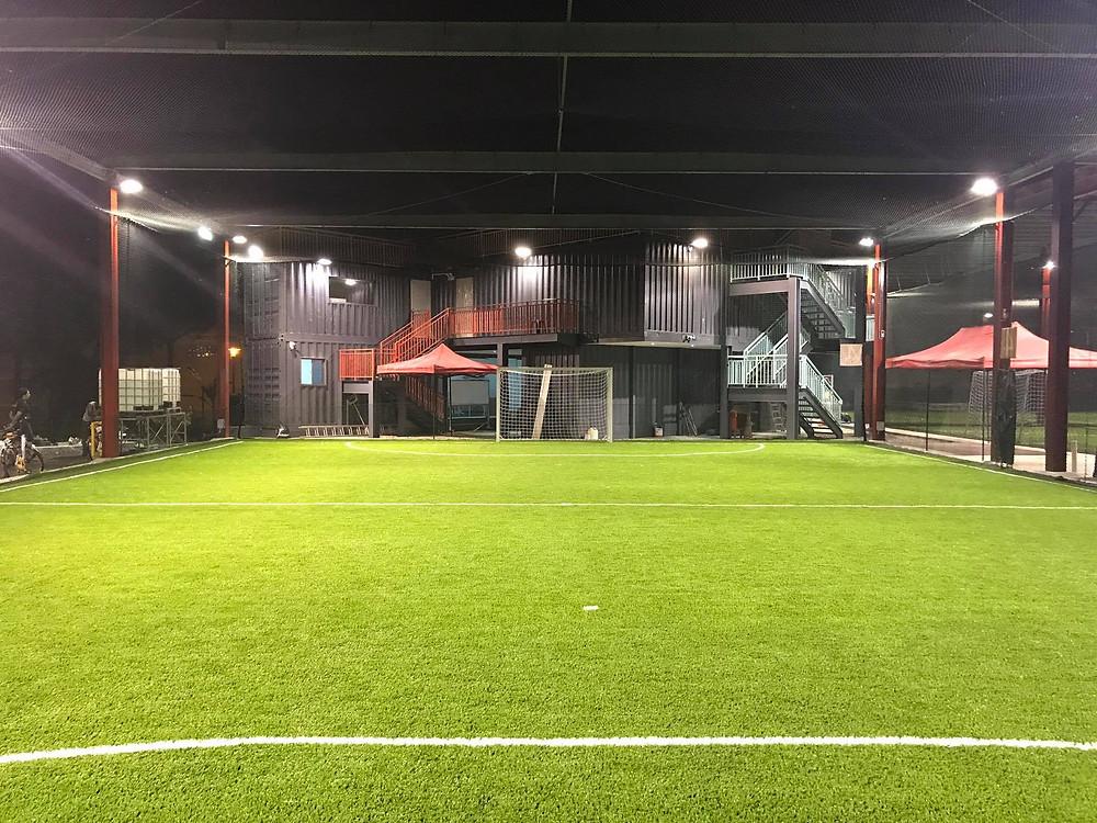 Beyond Extra - Be SG - Golazo Singapore Futsal
