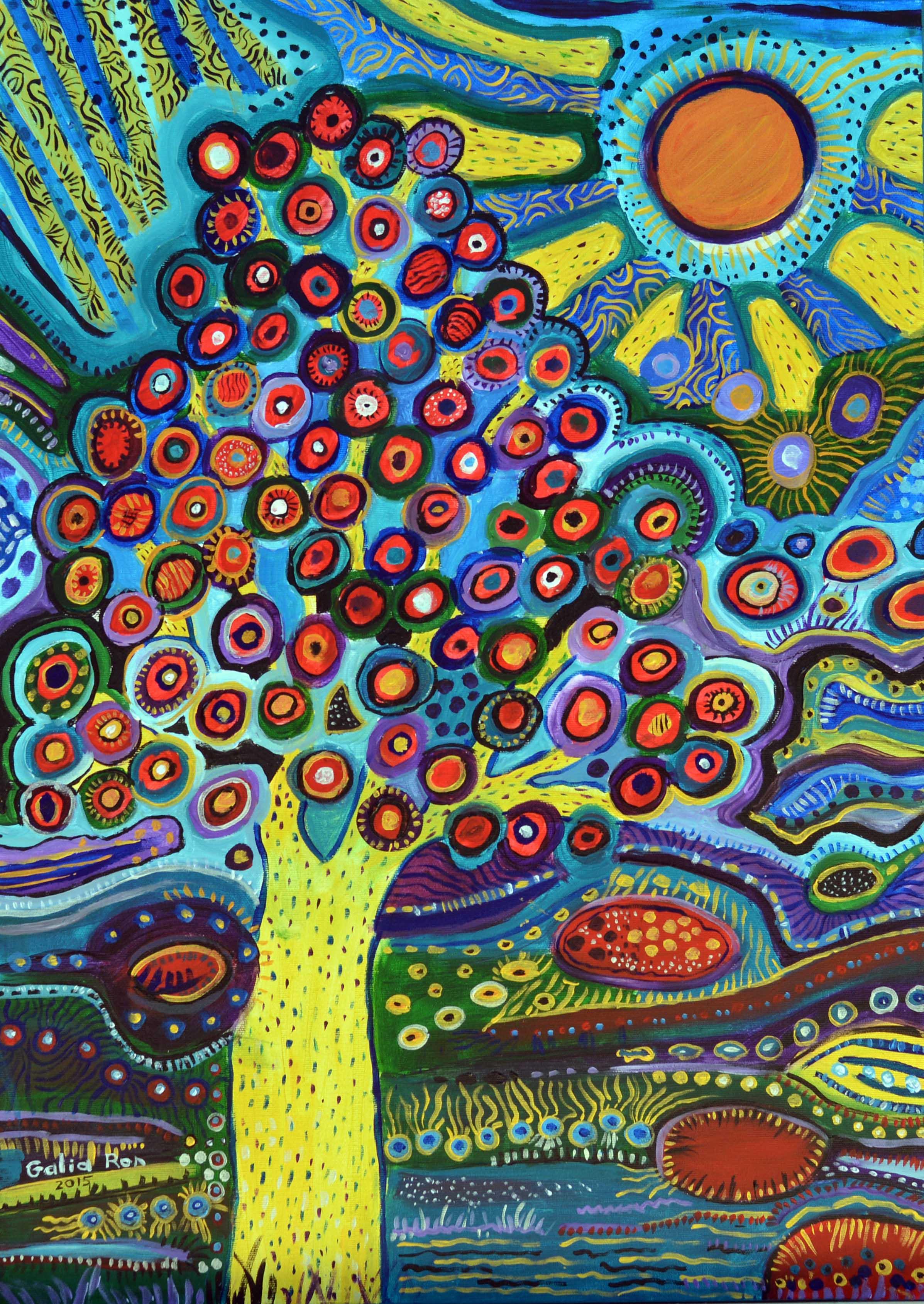 העץ-גליה רון