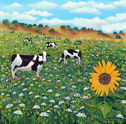 פרות באחו- גליה רון
