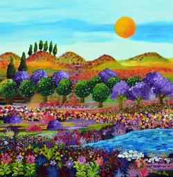 אביב באמצע החורף-גליה רון
