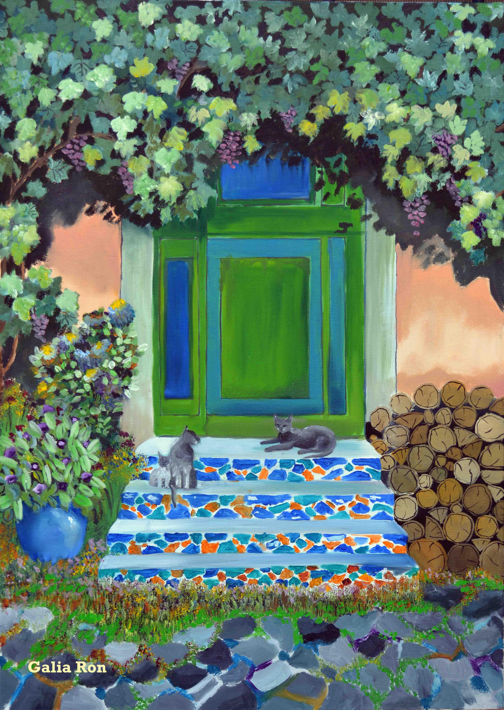 בית בראש פינה-גליה רון