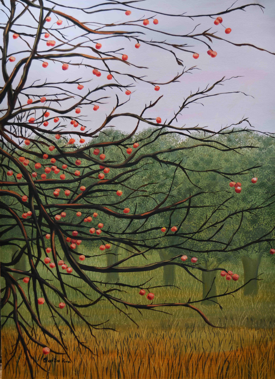 נשירת עץ התפוח-גליה רון