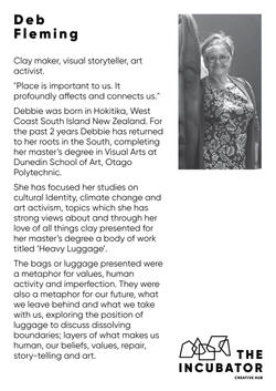 Deb Fleming Artist Profile