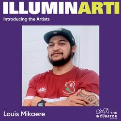 Louis Mikaere