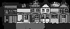Historic Village Grayscale Landscape logo.png