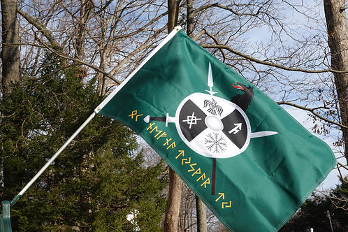 Tribe and Society of Gungnir Flag