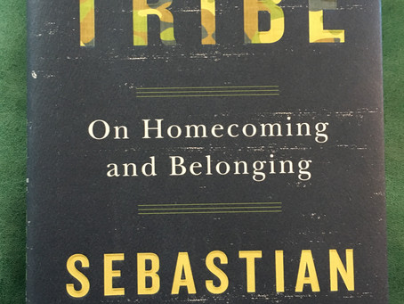 "Book review of ""Tribe: On Homecoming and Belonging"" by Sebastian Junger"