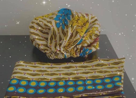 Bonnet satin/wax (25 €)