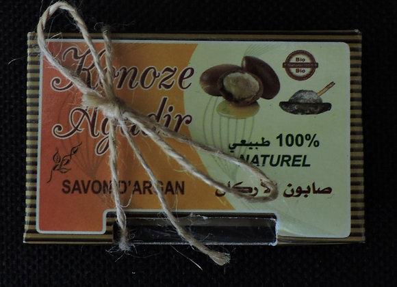 Savon argan 80g (10 €)