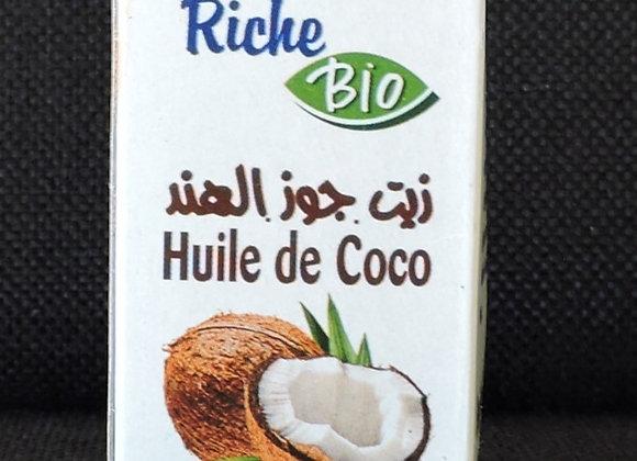 Huile de coco 30 ml (13 €)