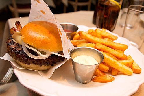 Hamburger from Restaurang AG