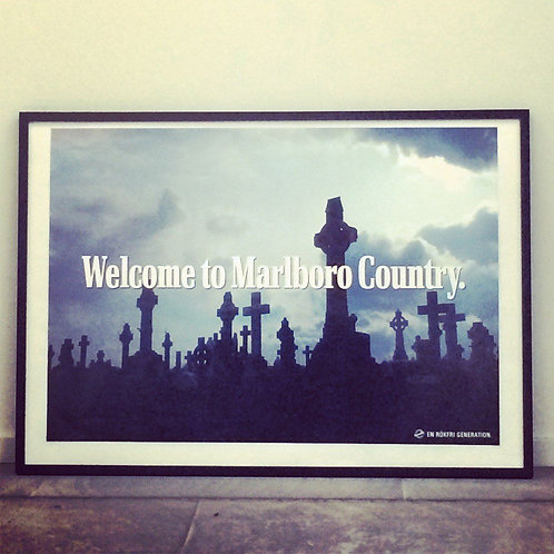 Welcome To Marlboro Country - PLANSCH