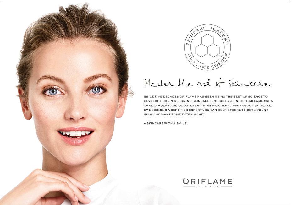 Oriflame ad