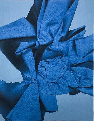 softbodies (blue no. 3)