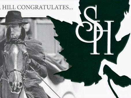 Sugar Hill Farm Congratulates...