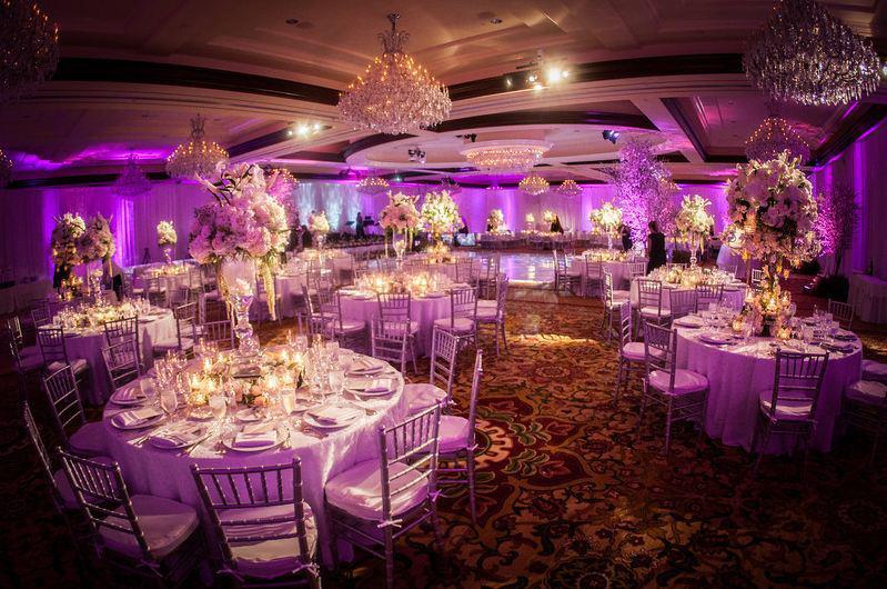 Wedding Lighting San Fernando Valley