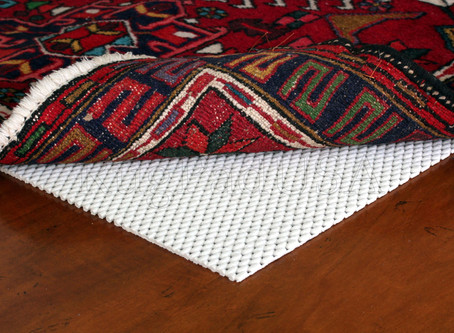 Rug Pads and Why They Are Important