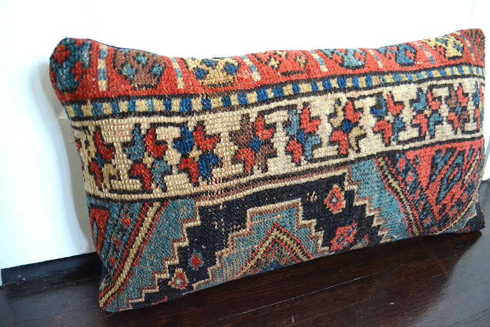 San Diego Rug Pillow
