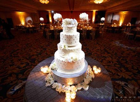 Pinspot Lighting For Weddings