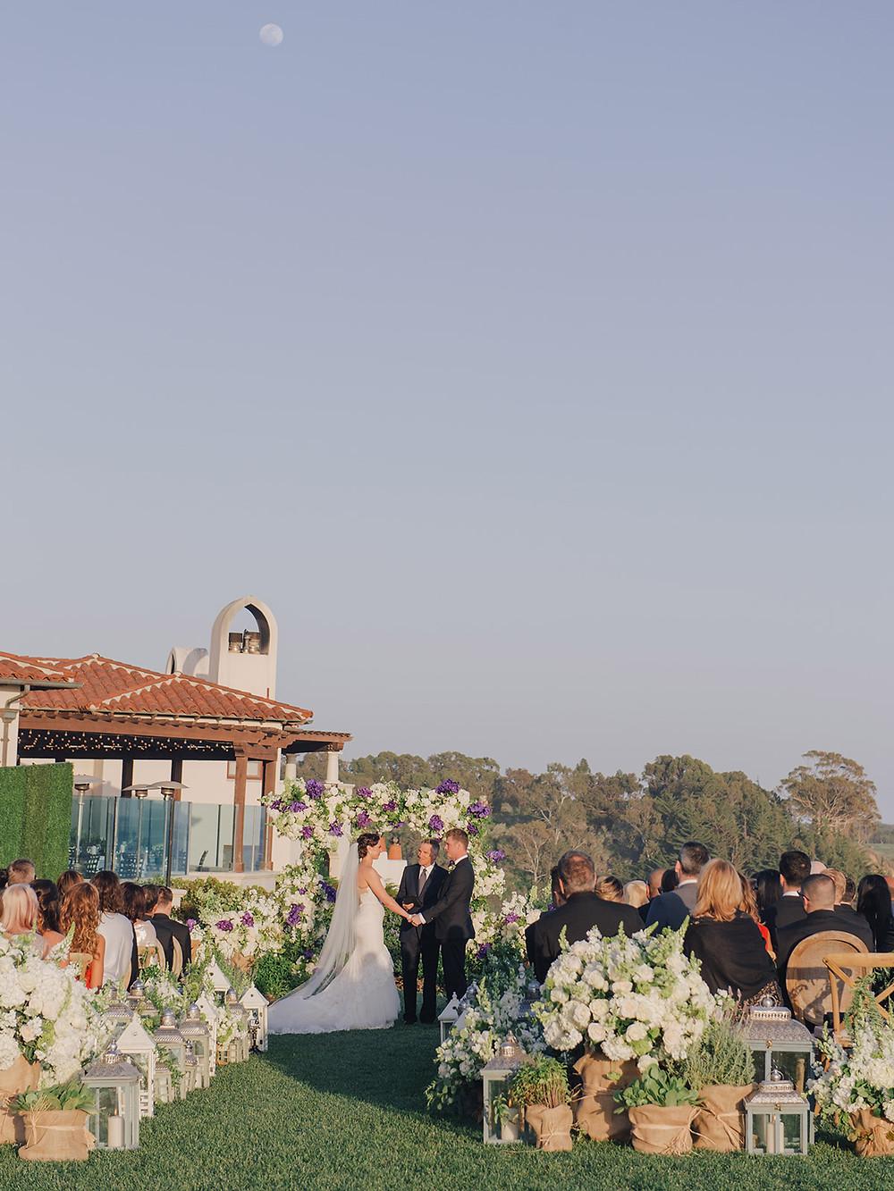 wedding dj ceremony santa barbara