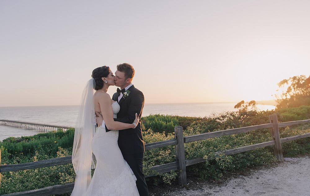 Sunset Santa Barbara Wedding DJ