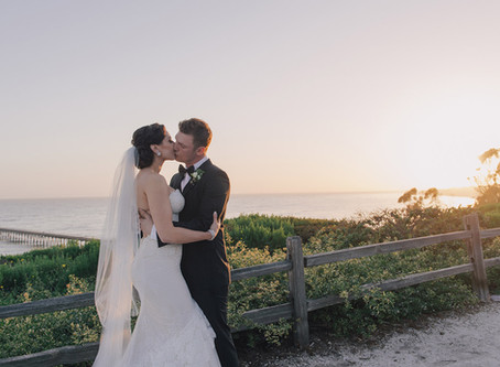 Celebrity Wedding in Santa Barbara at Bacara Resort