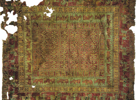 The Oldest Rug in The World