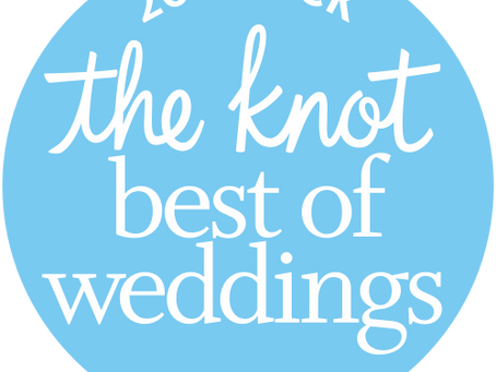 DJ Kamayo Entertainment awarded The Knot Best Of Weddings 2018