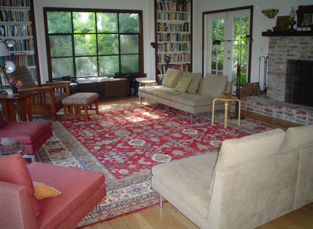 6 Tips for Finding the Right Rug for your home