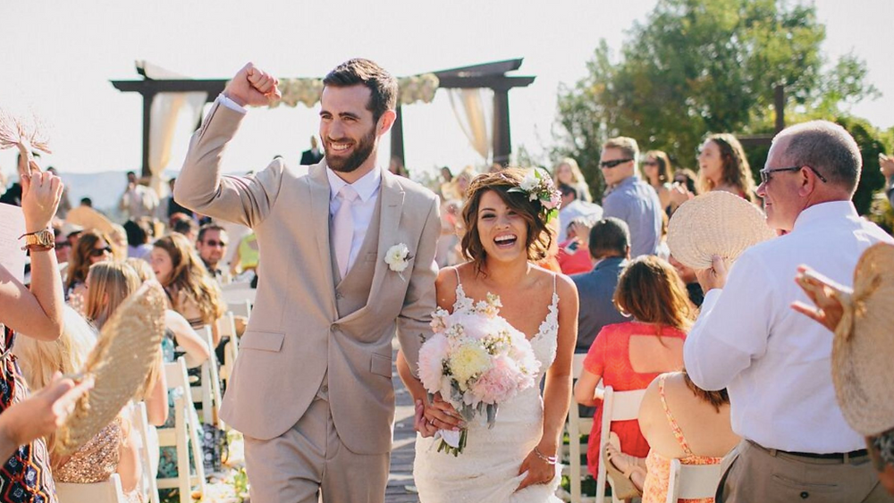 wedding ceremony exit recessional song