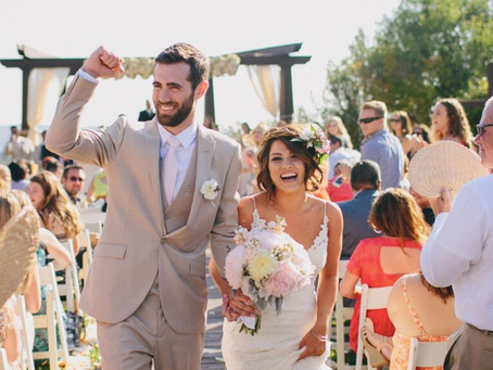 7 Amazing Ceremony Exit Songs