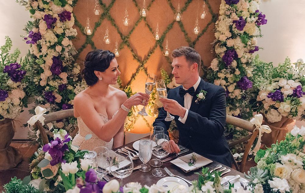dinner santa barbara wedding dj