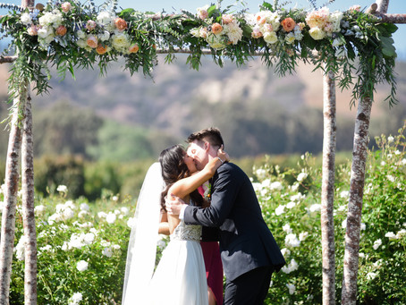 Carol & Paul's Wedding at Gerry Ranch in Camarillo (July 2016)