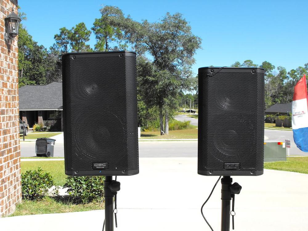 QSC Speakers