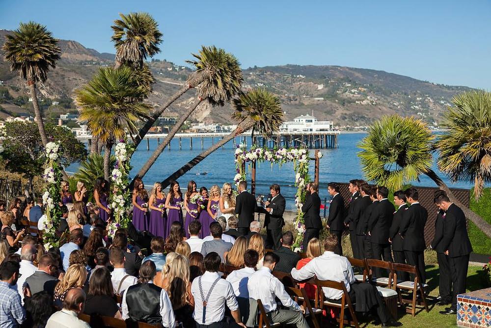 Malibu beach ceremony, http://www.embracelifephoto.com/