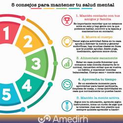 Consejos para Mantener tu Salud Mental