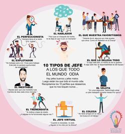 Tipos de Jefe