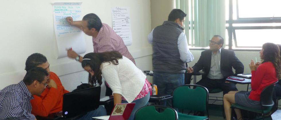 Desarrollo e Implementación de Proyectos