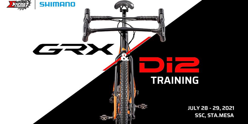 Shimano GRX and Di2 Training