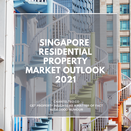 Singapore Residental Property Market Outlook 2021