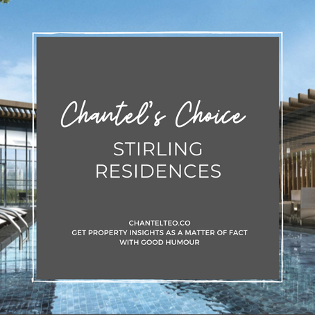 Chantel's Choice: Stirling Residences