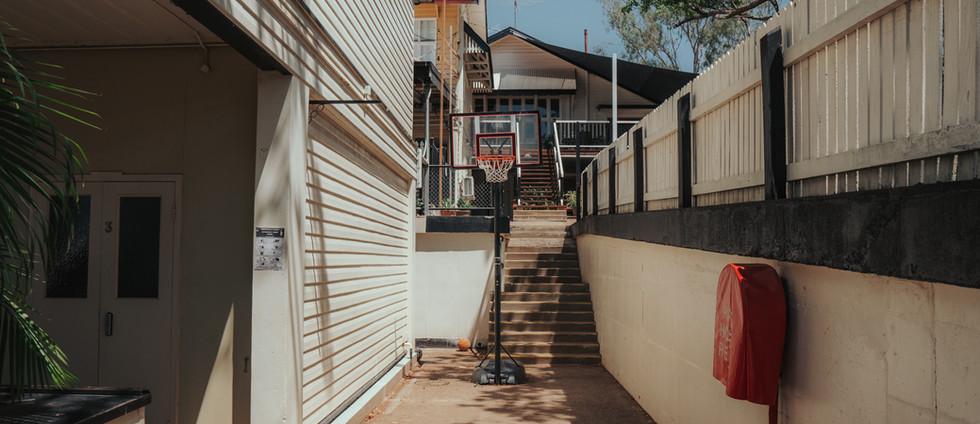Basketball Alley