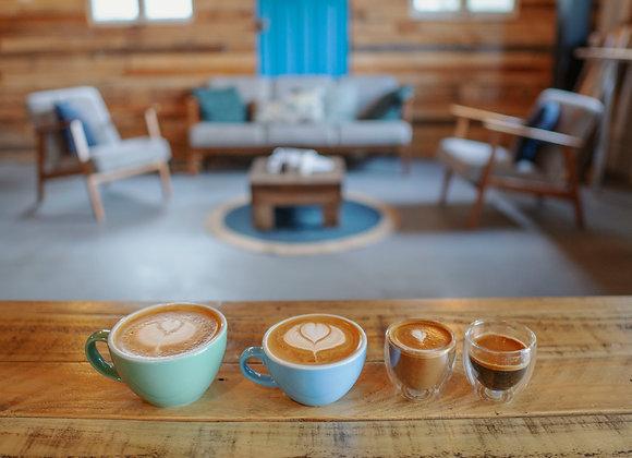 Cafe Internship
